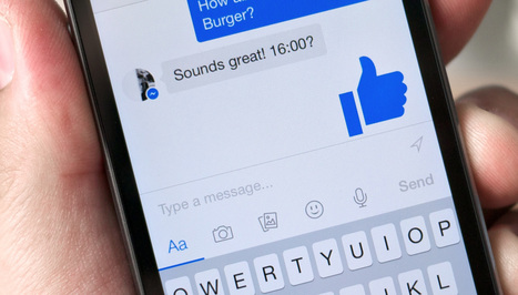 Facebook Messenger teste la destruction programmée des conversations - | Community management | Scoop.it