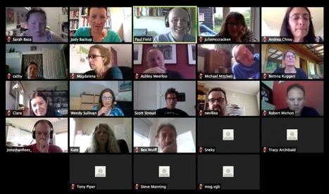 Building Open Space Online - Judy Rees | Art of Hosting | Scoop.it