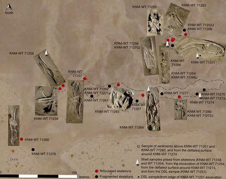 Kenya - Sciences et Histoire: Une guerre préhistorique entre clans il y a 10 000 ans ? | Actualités Afrique | Scoop.it