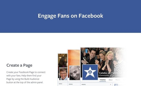 Facebook lance son guide : Facebook Média | CommunityManagementActus | Scoop.it