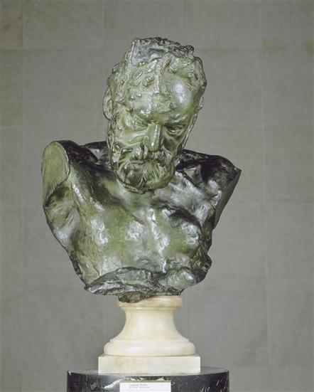 [CE JOUR LA!] Victor Hugo est mort le 22 mai 1885 (Auguste Rodin, 1897, Victor Hugo, musée d'Orsay, RMN-GP)   Clic France   Scoop.it