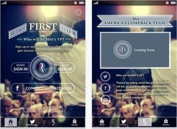 Top 10 Smartphone Apps for the 2012 Campaign | US News and World Report | How to Use an iPhone Well | Scoop.it