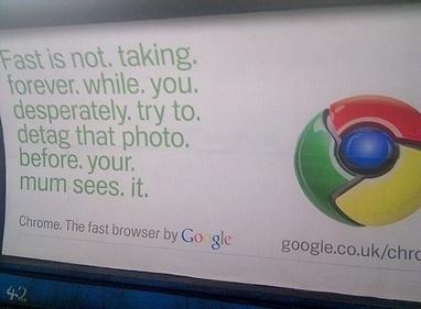 Le jour où Google Chrome a dépassé Internet Explorer- Ecrans | Actualités Emploi et Formation - Trouvez votre formation sur www.nextformation.com | Scoop.it