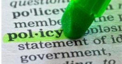 3 Great Social Media Policies to Steal From | Social Media Policies in the Work Place | Scoop.it