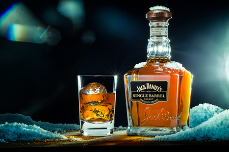 Holiday Liquor Shot: Jack Daniel's Single Barrel Whiskey - | xposing world of Photography & Design | Scoop.it