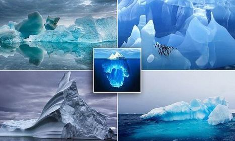 Spectacular Images Capture The World's Most Incredible Icebergs | Everything from Social Media to F1 to Photography to Anything Interesting | Scoop.it