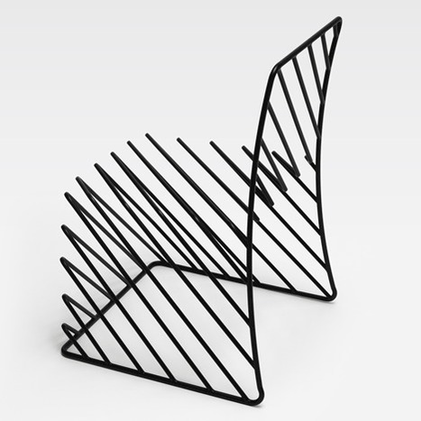 Thin Black Lines by Nendo | graphisme-technologie | Scoop.it