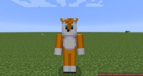Sonic The Hedgehog Mod para Minecraft 1.6.4 | Minecraft | Scoop.it