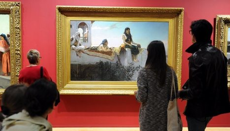 Splendeurs orientales,  derniers jours / La Dépêche du Midi | Benjamin-Constant (1845-1902) | Scoop.it