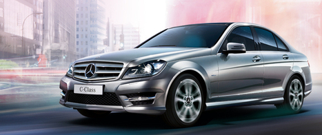 Mercedes-Benz Launches C-Class Grand Edition | Cars in India 2014 | Scoop.it