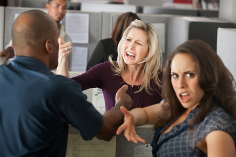 Do You Have a Hostile Work Environment on Your Hands? | Human Resources Best Practices | Scoop.it