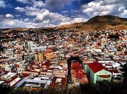 Estas son las 10 ciudades más coloridas de todo el mundo | Turistica.co | Scoop.it
