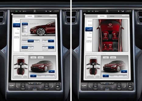 Tesla's Groundbreaking UX: An interview with User Interface Manager Brennan Boblett | UX Magazine | 4D Pipeline - trends & breaking news in Visualization, Virtual Reality, Augmented Reality, 3D, Mobile, and CAD. | Scoop.it
