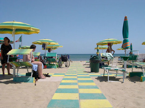 Accessible Beach holiday in Italy with accessible accommodation | Accessible Tourism | Scoop.it