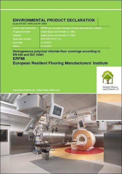 Bodenbelagsindustrie bekennt sich zum nachhaltigen Bauen - Baulinks.de | Lernen auf der Baustelle | Scoop.it