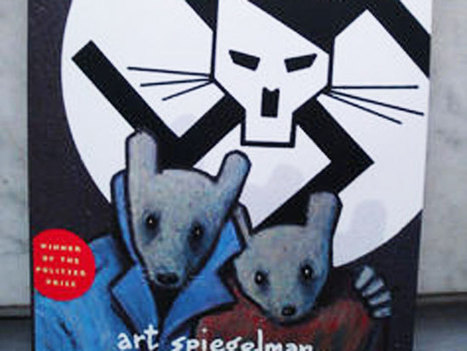 Graphic novels as literature: The Complete Maus enters curriculum | Edumathingy | Scoop.it