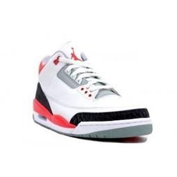 Discount Air Jordan 3 Retro White Fire Red | Cheap KD Shoes | Scoop.it