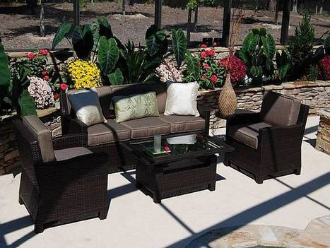 Patio Furniture Is Awesome | HomeBigIdea.com | What's Interesting and Trending Around The Web, United States and The World | Scoop.it