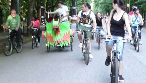 'The Sound of Cycling – The Politics of Performing Bicycles, Bodies and Cities through Sound' | DESARTSONNANTS - CRÉATION SONORE ET ENVIRONNEMENT - ENVIRONMENTAL SOUND ART - PAYSAGES ET ECOLOGIE SONORE | Scoop.it