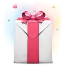 Valentines Day Present Icon | IconsFind | iconsfind | Scoop.it