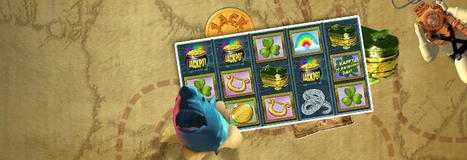 Vaults of Atlantis Slots Game | Pogo Help and Support | Scoop.it