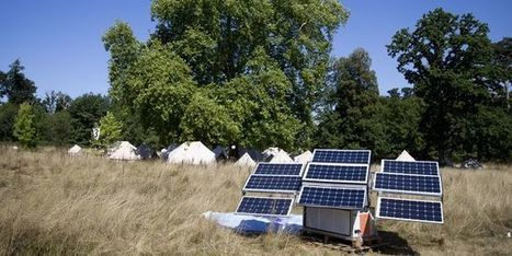Panneaux solaires modulables, gourde filtrante, éolienne à 30 euros : les inventions de POC21 | pour un monde durable | Scoop.it