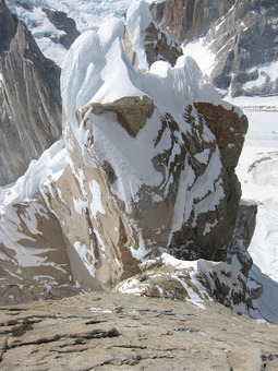 G4 website: BD grassroots athlete Hayden Kennedy reports on his 2011/2012 season of climbing in Argentine Patagonia | G4 | Scoop.it