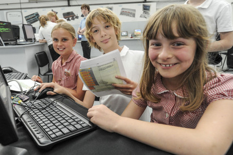 SLIDESHOW: Seventy children learn from Raspberry Pi Foundation, ARM and ... - Cambridge News | Raspberry Pi | Scoop.it