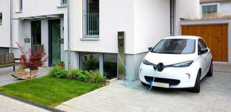 Solar vehicle charging at home | News we like | Scoop.it