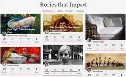 ReadWave. Ecrire et partager des nouvelles courtes | innovation, technologie, nouvelles idées | Scoop.it