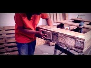 [#TUTO #DIY] Créer une #table basse #palette avec #academiedubricoleur et #bosch | Best of coin des bricoleurs | Scoop.it