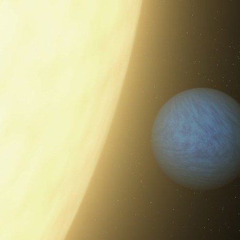 Super-Earths detected in nearby star system (Wired UK)   You can Phone Et   Scoop.it