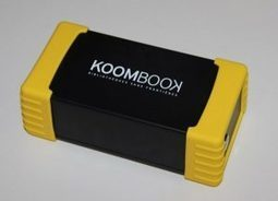 Koombook. La biblioteca digital portátil - Dosdoce.com | El rincón de mferna | Scoop.it