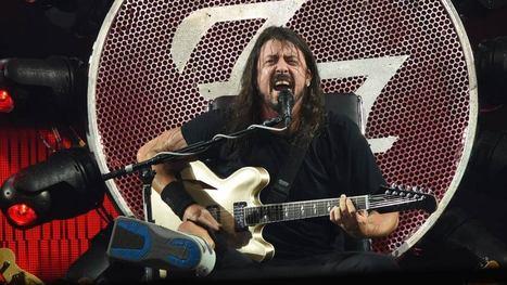 Foo Fighters reveal rearranged UK dates | Deranged News | Scoop.it