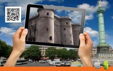 Clic France / 14 Juillet 2015: un développeur russe propose de découvrir et détruire la Bastille en réalité augmentée ! | Clic France | Scoop.it
