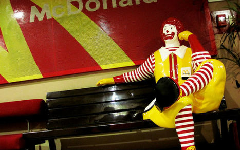 McDonald's, General Mills Accused of Violating Children's Online Privacy   Social Media and your Brand   Scoop.it