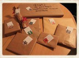 9 mois = 9 cadeaux - Papier, Caillou, Ciseaux... Déco, Récup & Cie | Fait maison | Scoop.it