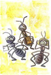 Hormigas cooperativas | Experiencias y buenas prácticas educativas | Scoop.it