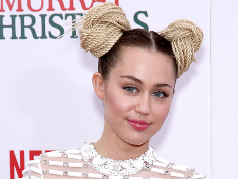 Will Never Walk A Red Carpet Again: Miley Cyrus | Celebrity Fashion Trends | Scoop.it