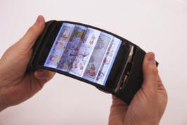Un smartphone que se curva e imita las páginas de libros   Innovación   Scoop.it