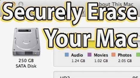 Erase Your Mac Securely  - learn-share.net | OS X Tips and Tricks | Scoop.it