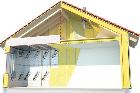 Isover lanza al mercado una Membrana Climática para la Estanqueidad - CONSTRUIBLE | Construcciones e infraestructuras rurales | Scoop.it