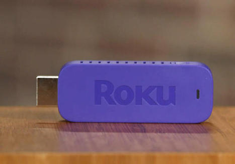Is Roku Streaming Stick challenging Chromecast? | screen seriality | Scoop.it