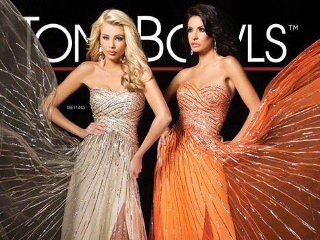Tony Bowls Evenings TBE11443 | Tony Bowls Evenings | Scoop.it