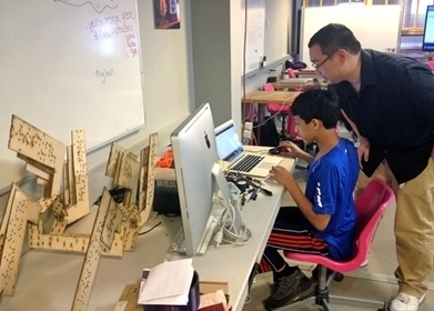 School-as-Studio Immerses Students in Creative Problem Solving | Suzie Boss Blog | Edutopia.org | Digital Media Literacy + Cyber Arts + Performance Centers Connected to Fiber Networks | Scoop.it