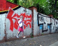 Graffiti Artist Recreates Google Street View Images Where They Were Snapped - PSFK | World of Street & Outdoor Arts | Scoop.it