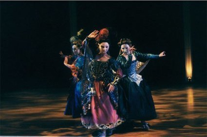 The Many Faces of #Baroque #Dance - NY Baroque Dance Company - August 20-25, 2015   Baroque   Scoop.it