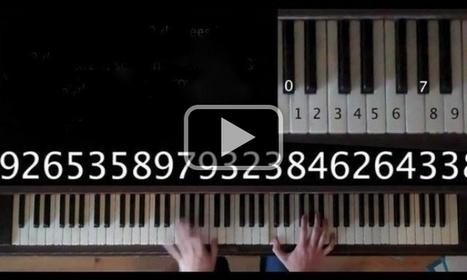 Как звучит числоПи | Музыка | Scoop.it