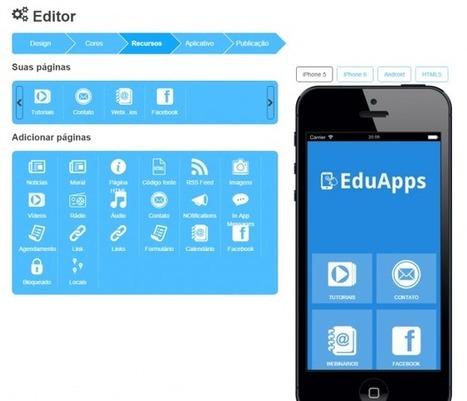 Mobilize seu conhecimento com a EduApps | Social U-Learning | Scoop.it