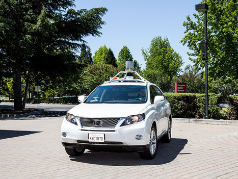 Google's Self-Driving Car Caused Its First Crash | Autoware - it in cars | Scoop.it